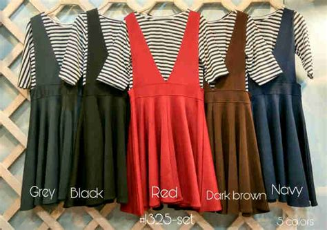 Dress Wanita Remaja Import Bangkok Fashion Korea Olive Midi Dress dress remaja i l o v e f a s h i o n s s