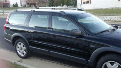 buy  volvo xc   wheel drive turbo black  black  madison wisconsin united states