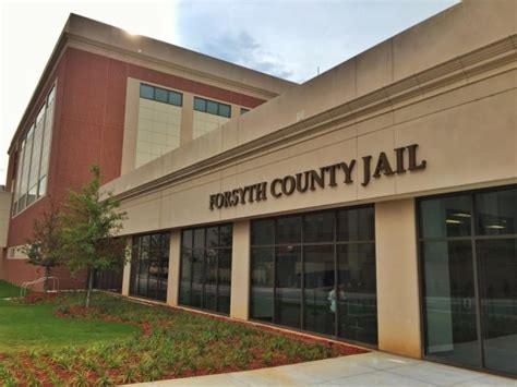 Forsyth County Arrest Records Smuggling Drugs Into Forsyth Ga Patch