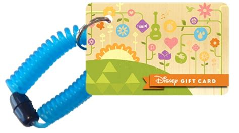 Epcot Gift Card - wdwthemeparks com news new wearable disney gift card designed for epcot