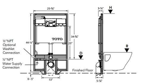How To Plumb A Wall Mounted Toilet by Plumbing How Do I Install An In Wall Tank Wall Hung