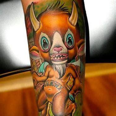 new school devil tattoo 85 half sleeve tattoo design ideas gallery