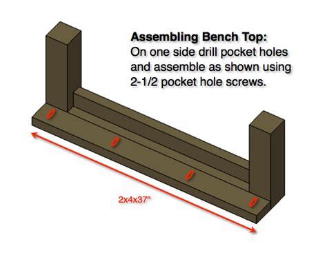 parsons bench plans vintage parsons bench plans restoration hardware knock off