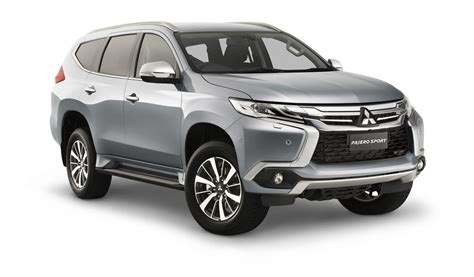 mitsubishi new sports car 2016 mitsubishi pajero sport review caradvice