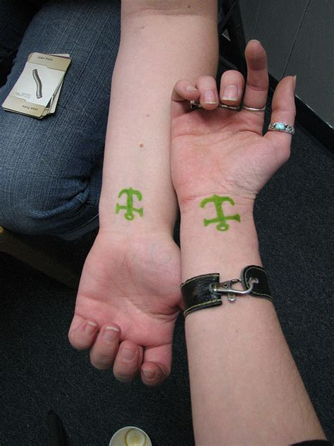 anchor tattoo for couples anchor tattoos and designs page 311