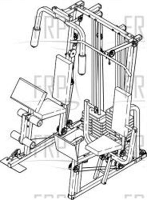 weider pro power stack 831 159830 fitness and