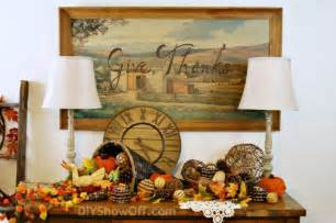 Thanksgiving wall art from thrift store art print crafts dining room