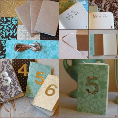 Diy Table Numbers by Diy Table Number Notes Once Wed