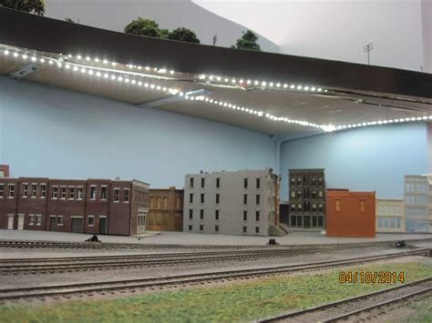 Layout Lighting Model Railroad Hobbyist Magazine