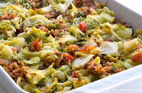 stuffed cabbage casserole recipe made low carb