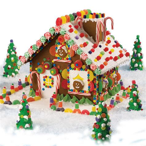 christmas candy house designs high voltage christmas gingerbread house wilton