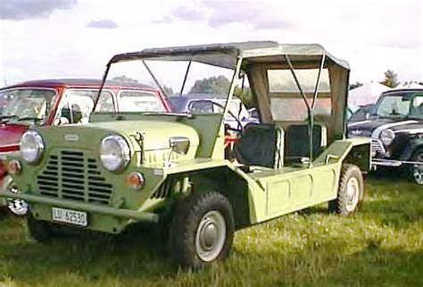 A New Sort Of Mini Moke by Vwvortex Mini Moke Concept Coming To Detroit Autoshow