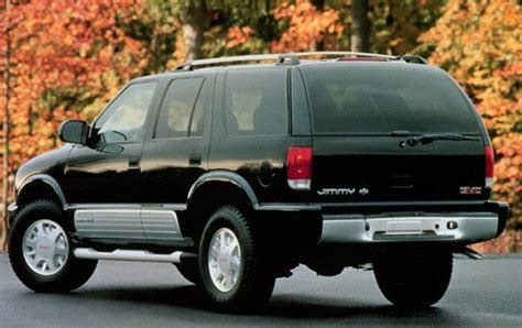 how to fix cars 2001 gmc jimmy user handbook used 2001 gmc jimmy suv pricing for sale edmunds
