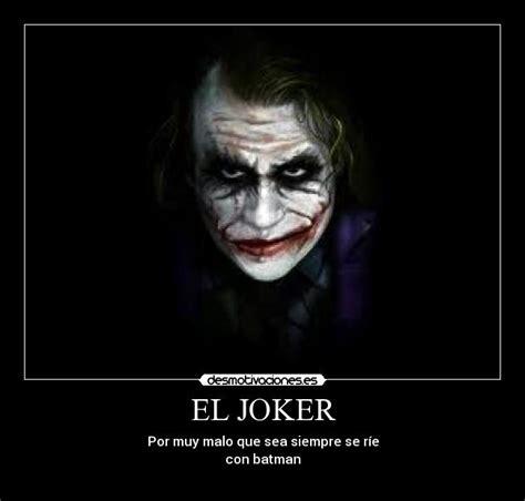 imagenes de el joker con fraces el joker desmotivaciones
