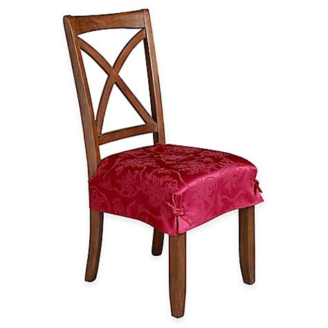 Covering Dining Chair Seats Ribbons Seat Covers Bed Bath Beyond