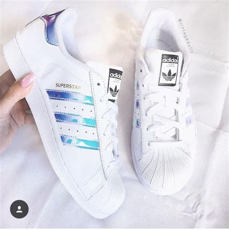 Classic Sofas And Chairs by Adidas Superstar Gs White Metal Silver Juniors Womens