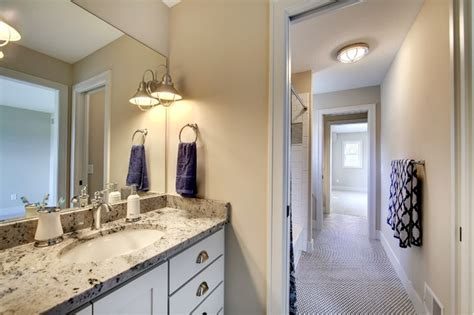 homes with jack and jill bathroom jack and jill bathroom taylor creek english inspired