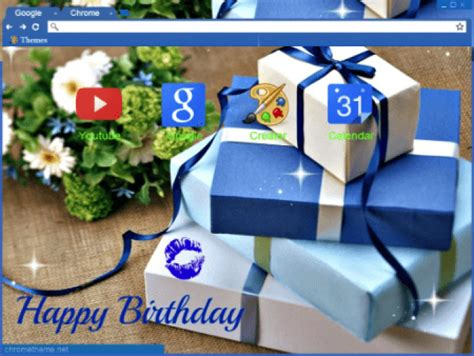 themes google chrome happy new year can you believe google chrome is five years old brand