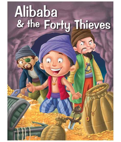 alibaba story pegasus alibaba and the forty thieves story book buy