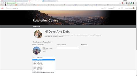 airbnb resolution center the resolution center a community help guide re