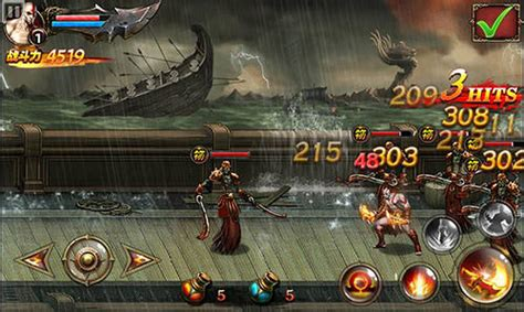 god of war chains of olympus for android free