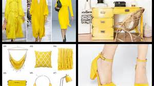 summer 2017 design trends primrose yellow pantone fashion color trends summer 2017