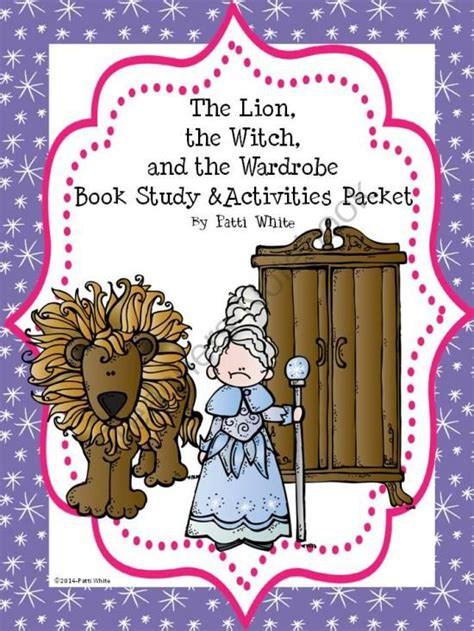 The The Witch And The Wardrobe Unit Study by 1000 Images About Chronicles Of Narnia Activities On