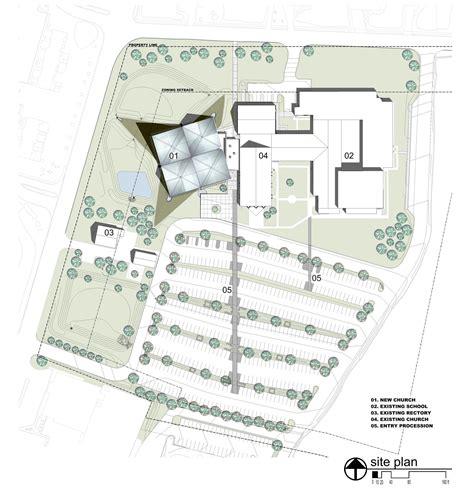 Charming Church Architecture #2: 02_St-Aloysius-Site-Plan.jpg?1414009745