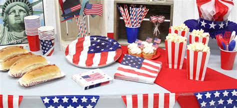 decorations us usa supplies 4th july delights