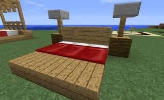 bed design minecraft home decoration live