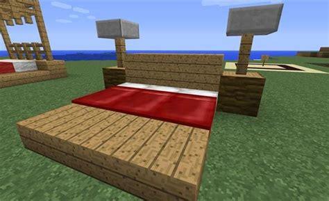 bed minecraft bed design minecraft home decoration live