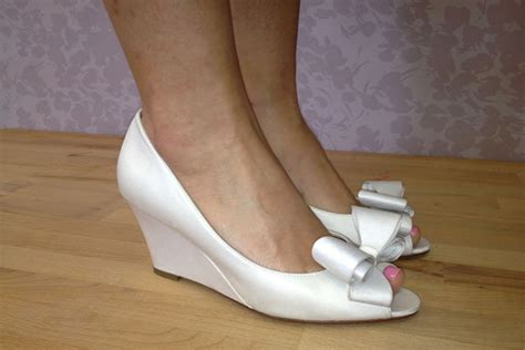 most comfortable designer wedding shoes tried tested designer wedding shoes bridalguide