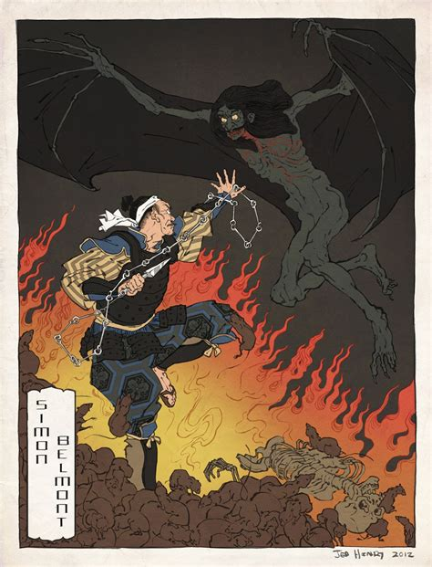 Video Game ukiyo e