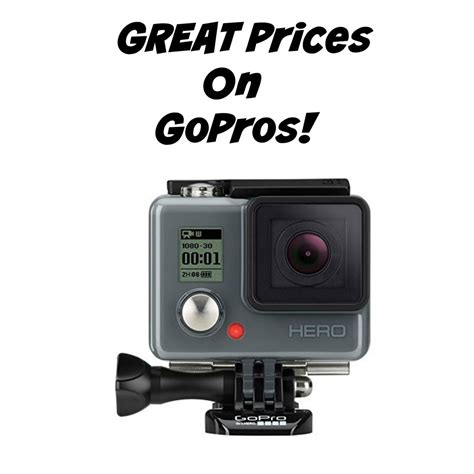 gopro price awesome prices on gopro cameras