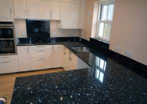 beautiful What Color Cabinets With Black Granite Countertops #1: silver-pearl-granite-countertops.png