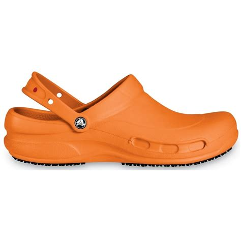 crocs clog big 6 edition crocs bistro orange mario batali edition enclosed