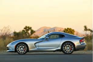 How Much Horsepower Does A Dodge Viper 2016 Dodge Viper Srt Set For Further Power Gains Gtspirit
