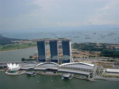 marina bay sands singapore s 8 billion dollar casino the marina bay sands