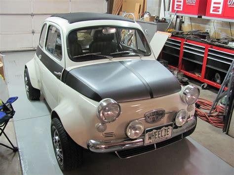 fiat motor 1957 fiat 500 with a subaru ej25 engine depot