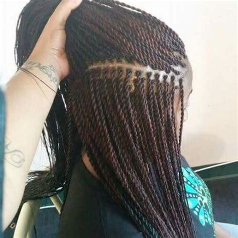 small vs medium senegelese twist long small senegalese twists www imgkid com the image