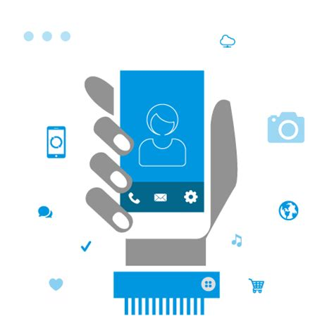 mobile user experience mobile app development company android iphone windows