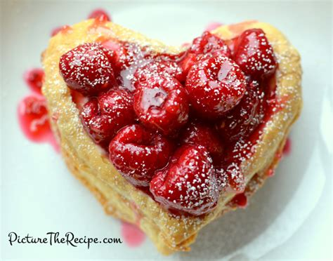 valentines desserts recipes s day dessert raspberry napoleon small