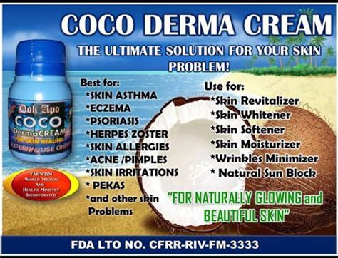 Dok Apo Detox Cleansing by Coco Derma Supplements Ph