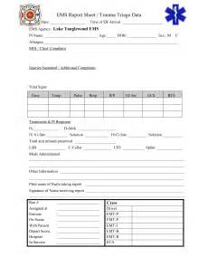 Ambulance Report Sample Best Photos Of Ems Report Template Ems Patient Care