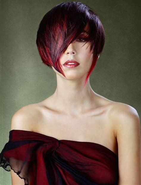 hot hues hairstyles super hot short red hairstyles 2016 for women hairstyles