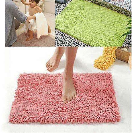 Keset Cendol 40x60 Microfiber Anti Slip Tidak Licin jual 1kg 3pc keset microfiber anti slip chennile floor mat