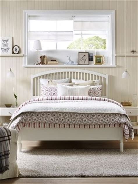 Ikea Usa Bed Frames Tyssedal Bed Frame White L 246 Nset Feelings Room And Lights
