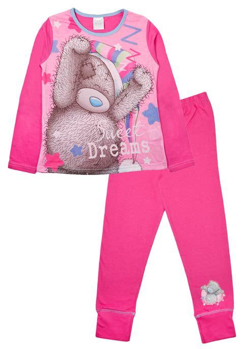 Teddy Pj Set pyjamas me to you tatty teddy pj s set