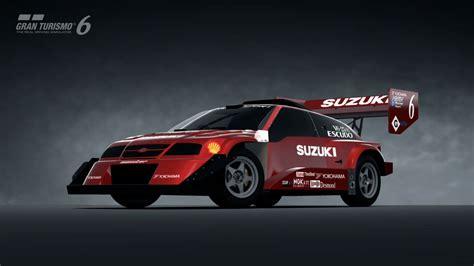 Suzuki Escudo Gt5 Gran Turismo Sport To Bring Back Pikes Peak Polyphony