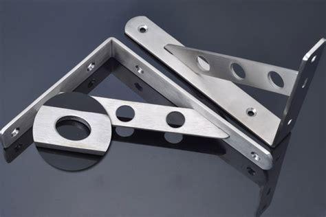 wholesale folding shelf bracket metal u stainless steel